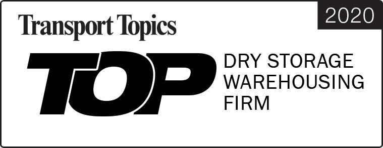 Transport Topics Top dry storage warehousing firm ITS Logistics